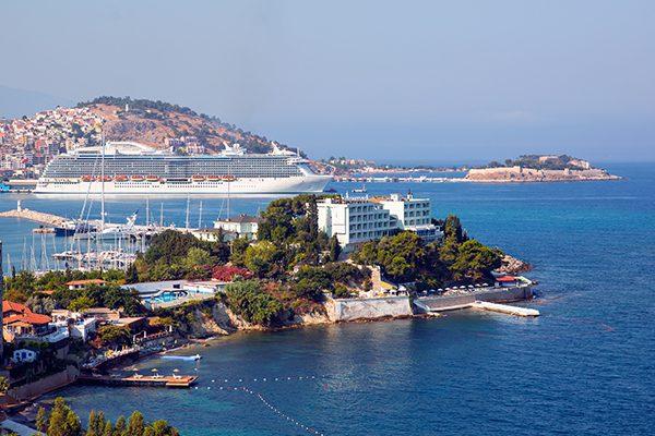 Cruise Port Transfer Turkey